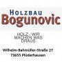 Holzbau Bogunovic Plüderhausen